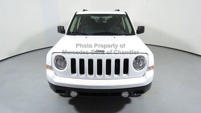 eBay: 2016 Jeep Patriot FWD 4dr Sport FWD 4dr Sport Low Miles SUV CVT Gasoline 2.0L 4 Cyl Bright White Clearcoat #jeep #jeeplife