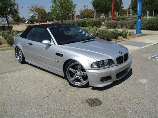 Convertible, 2003 BMW M3 Convertible with 2 Door in Wilmington, CA (90744)