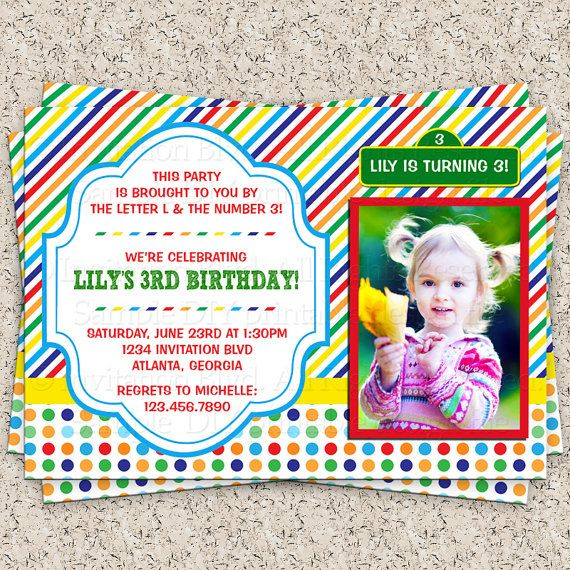 sesame street inspired invitation elmo inspired invitation girlu0027s birthday party boyu0027s birthday printable