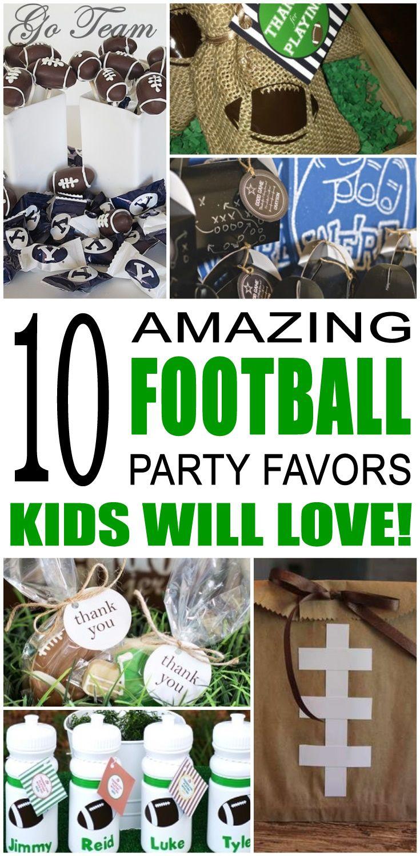 Best 25+ Football treat bags ideas on Pinterest | Football bags ...