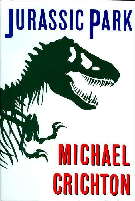 Jurassic Park - Michael Cricthon.