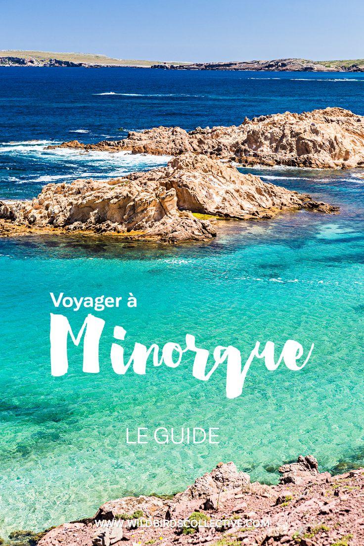 Envie de voyager dans les îles Baléares ? Découvrez Minorque, ses plages paradisiaques et son sentier de grande randonnée qui fait le tour de l'île.