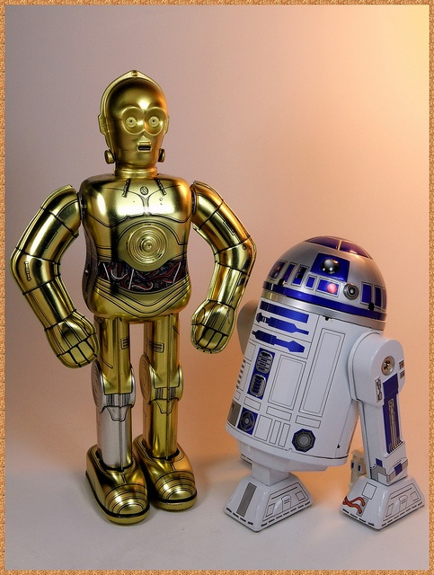 Osaka Tin Toy Institute – The Tin Age Collection – Star Wars – R2-D2 – C-3PO
