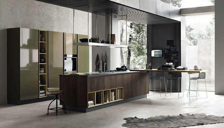 Кухня Maya - мебель для кухни фабрики Stosa