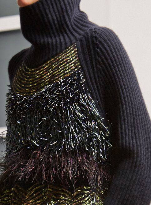 decorialab:  Decorialab - Antonio Berardi - Details - Pre-Fall 2014