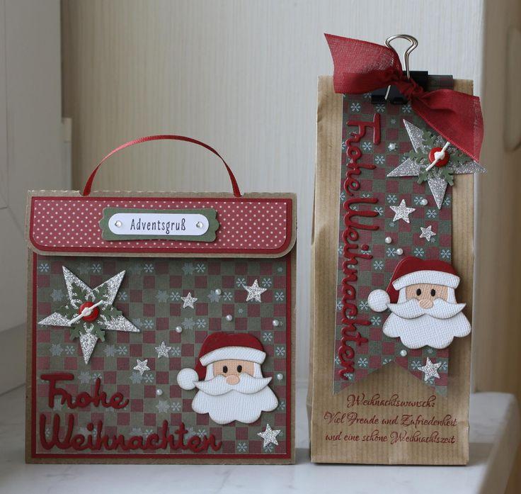 Steffi´s Stempelkeller : Weihnachtliches Geschenkset