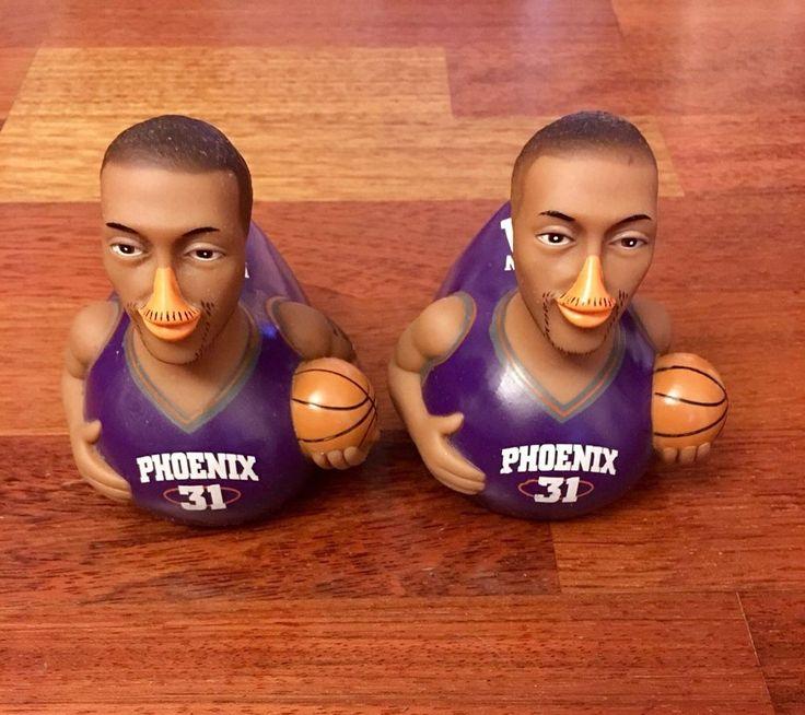 NBA The Phoenix Suns Shawn Marion Celebriduck Duck Basketball rubber ducky's | eBay