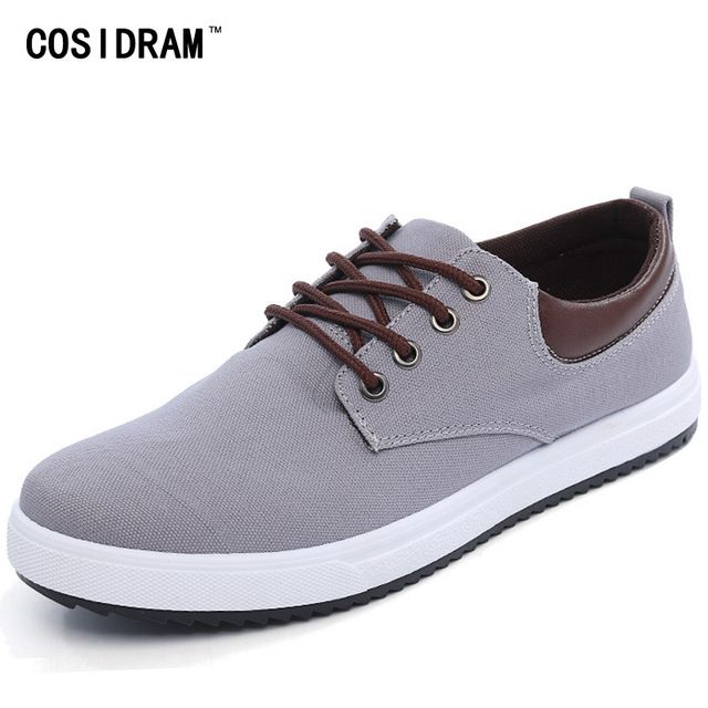 Special offer 2016 Men Casual Shoes Mens Canvas Shoes for Men Shoes Fashion Flats Summer Autumn Espadrille Breathable Male Footwear BRM-636 just only $18.99 with free shipping worldwide  #menshoes Plese click on picture to see our special price for you