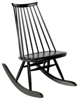 Mademoiselle Rocking Chair - IlmariTapiovaara