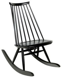 Mademoiselle Rocking Chair - IlmariTapiovaara