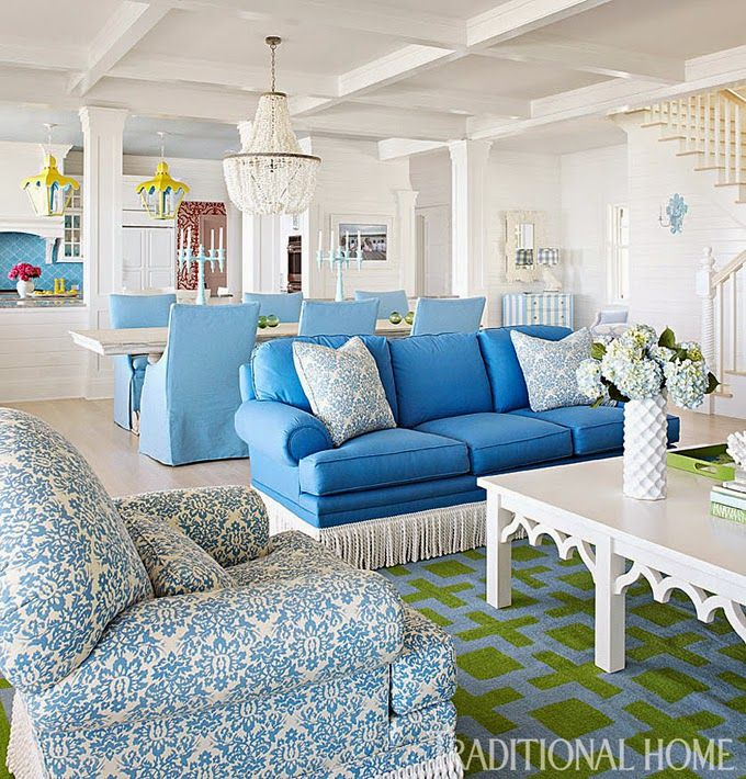 House Of Turquoise Elizabeth Schmidt Interior Design This Is A Dream Room To Me