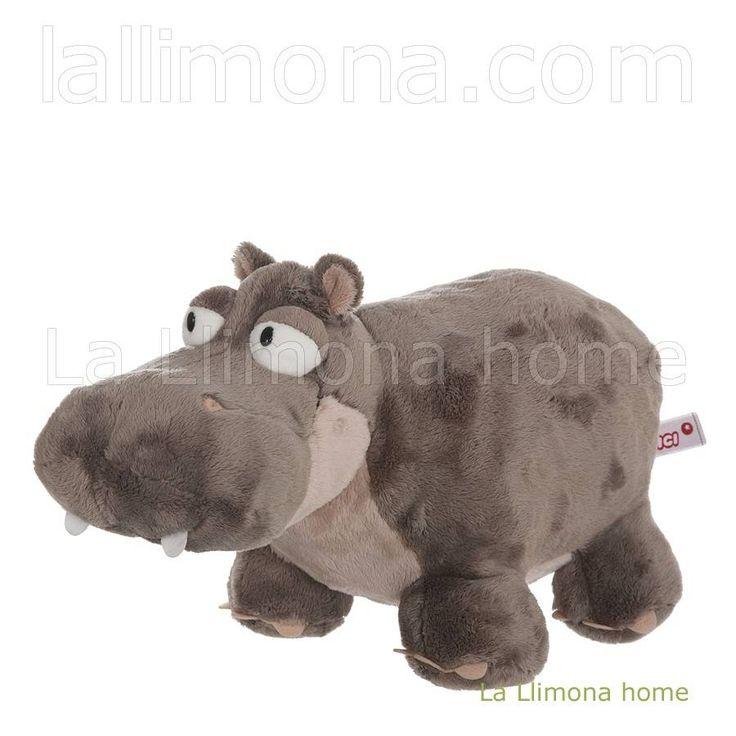 Nici peluches y complementos. Nici hipopótamo Balduin peluche 18