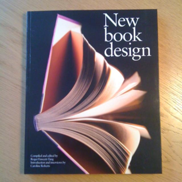 Stor inspiration til at designe bøger