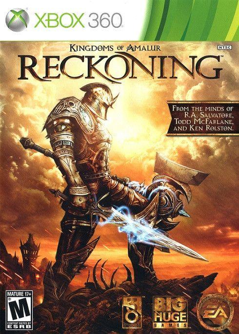 Kingdoms of Amalur Reckoning (Xbox360)