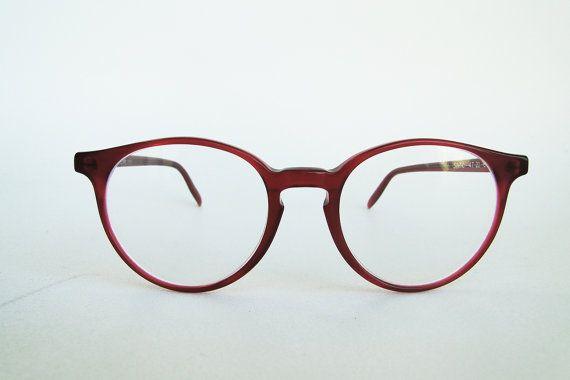 Occhiale Vintage donna anni '90 di Puntidivi su Etsy #vintage #glasses #acetate