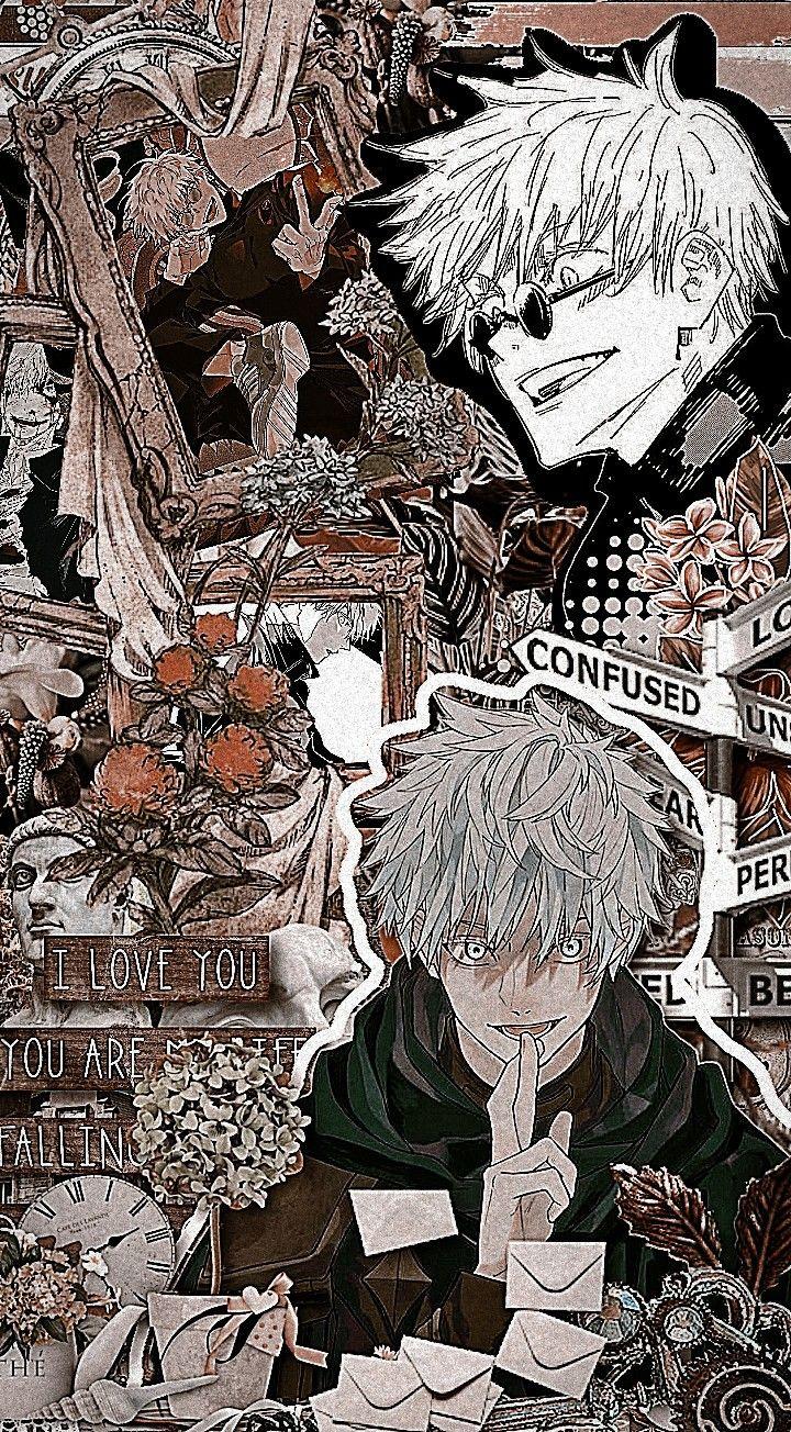 Cute anime manga wallpaper