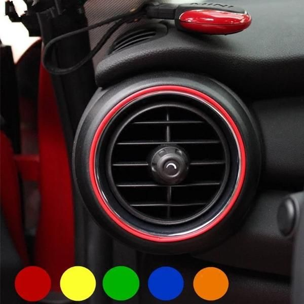 Mini cooper countryman DIY rubber band for Interior Decorations - Carsoda - 1