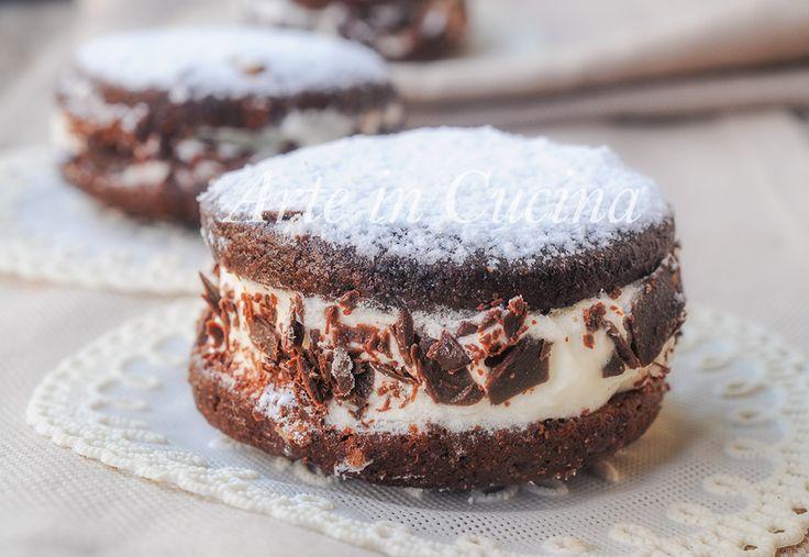 Deliziose+al+cioccolato+ricetta+dolce+napoletana