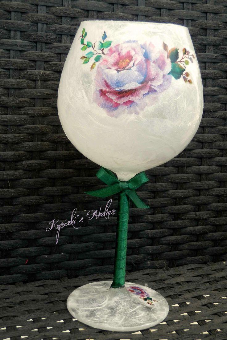 Glass - Candleholder I love it!!