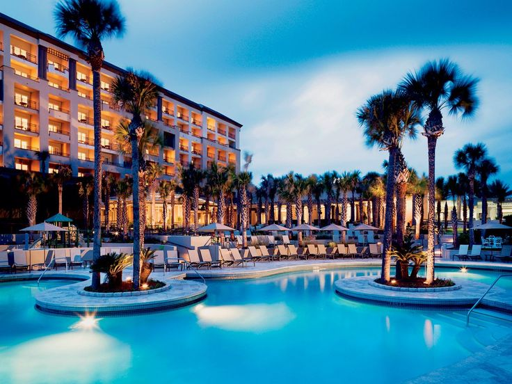 Ritz-Carlton, Amelia Island : My favorite place in this world!