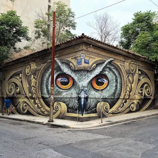 from WD in Athens, Greece