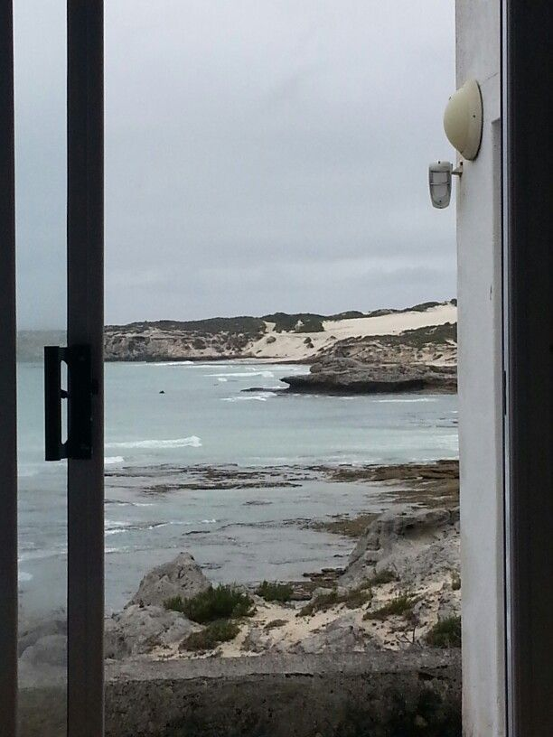 Arniston view from Tims room #uptonholiday