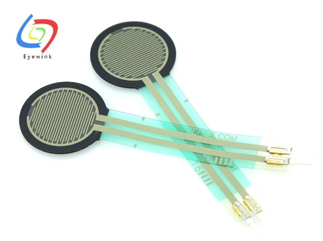 EYEWINK 5pcs/lot FSR402 0.5 inch pressure sensor resistance stress test For arduino compatible Force Sensing Resistor