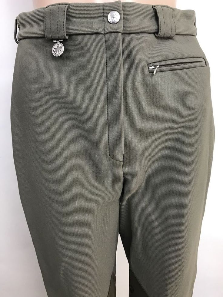 Pikeur women's Horse riding pants Size 28L US  Suede Kneepatch riding Britches  #Pikeur #Breeches #horseriding #horse #gear #ebay #shopping #deals #shopping