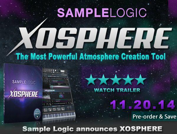 Win Sample Logic XOSPHERE