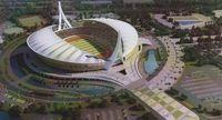 Morodok Techo Национальный стадион