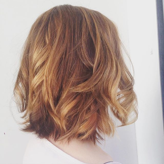 20 Charming Layered Bob Hairstyles