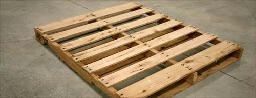 Empty pallet dimensions