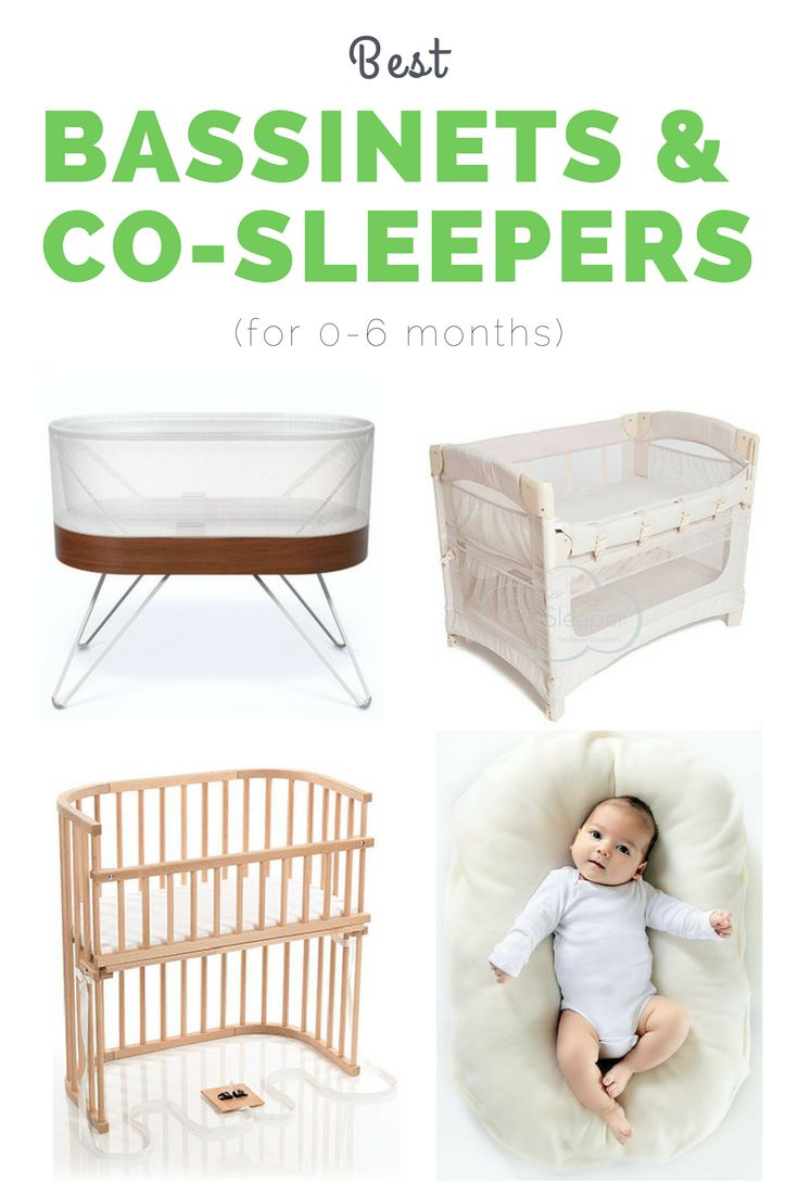 Baby bed vs bassinet - 2016 Guide To The Best Bassinets Bedside Co Sleepers In Bed