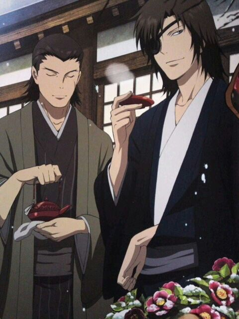 Anime Forever, Kojuro, Masamune, Basara
