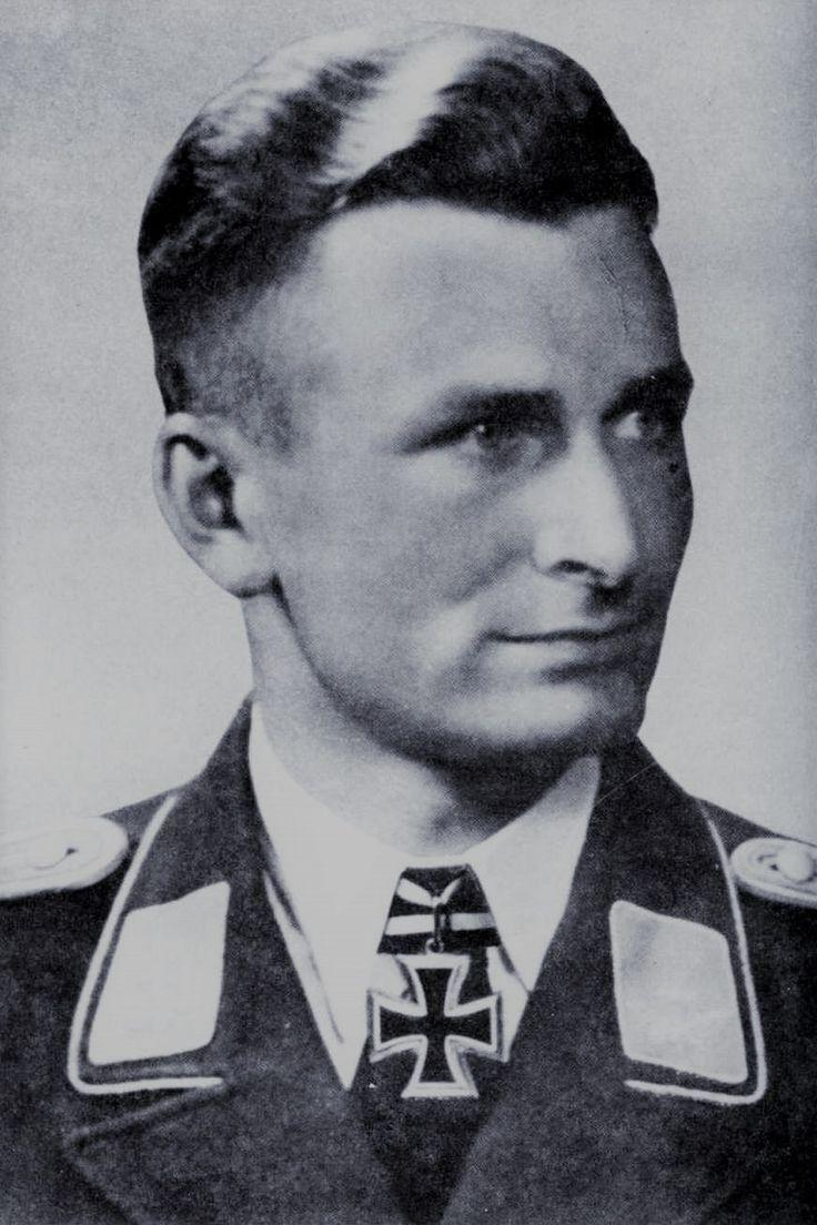 Leutnant Erich Lepkowski (1919-1975), Führer 5./Fallschirmjäger Regiment 2, Ritterkreuz 08.08.1944