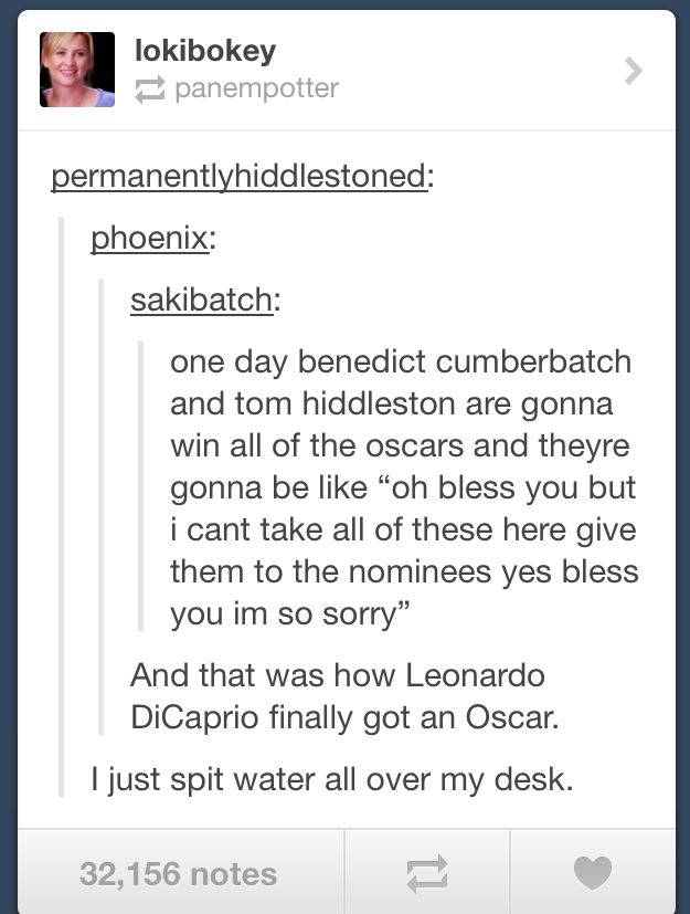 """""""This post wins everything."""""""