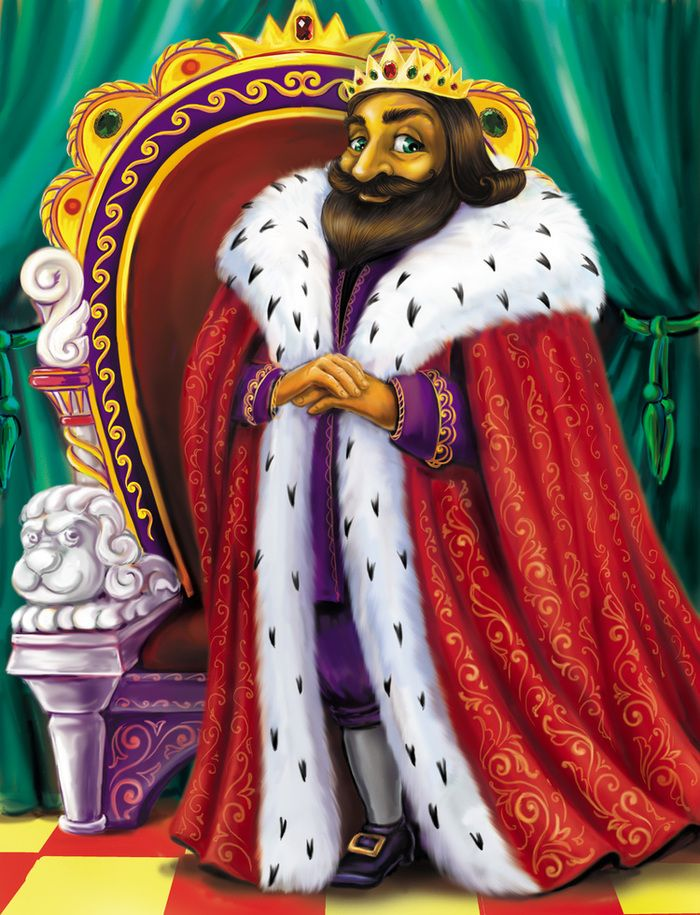 Картинки король из мультика