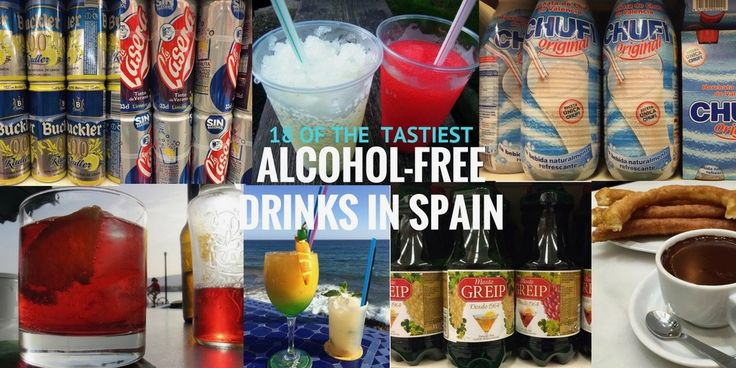 Travelling to Spain and not drinking alcohol? You can still enjoy the bar culture thanks to these 18 amazing alcohol free drinks in Spain...