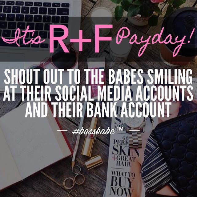 Yeah! And to know next month will be even bigger! I love payday! http://Melindami.myrandf.biz