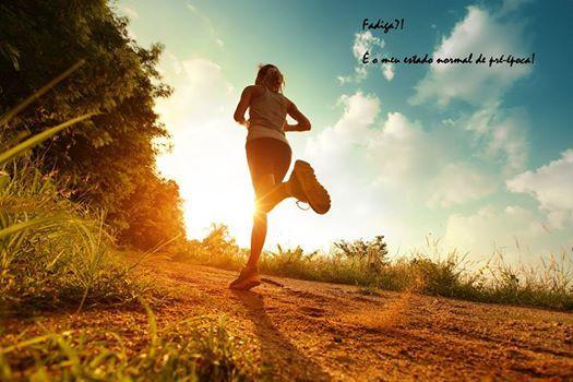 Correr na natureza!