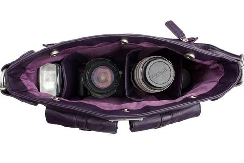 Kelly Moore Camera Bags for : Camera body; flash; 2-4 lenses; cords; phone; keys; wallet; batteries;