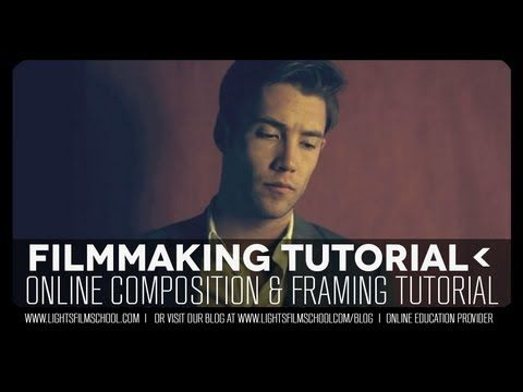 Kuvakoot - Filmmaking: Composition and Framing Tutorial - YouTube