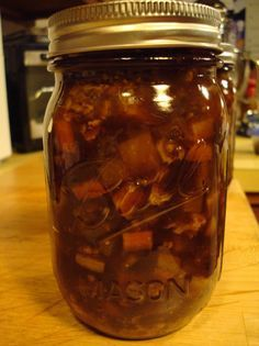 Branston Pickle Recipe makes five 16-oz. pints - Expat Foods
