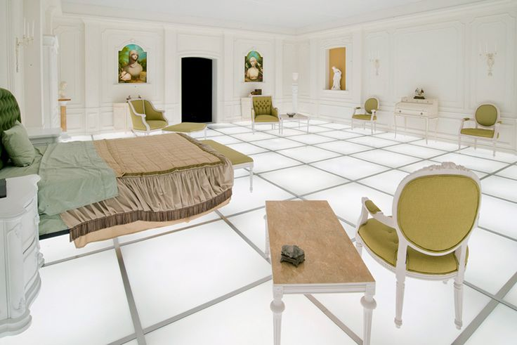 Une réplique de la chambre de «2001 : L'Odyssée de l'espace» s'est installée à L.A. - Creators