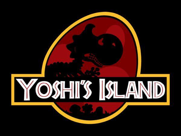 Jurassic Park - Yoshi's Island