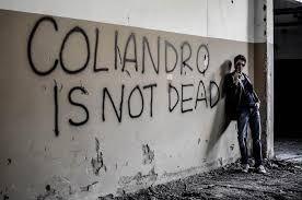 Massimo Fagnoni writer: Coliandro è tornato