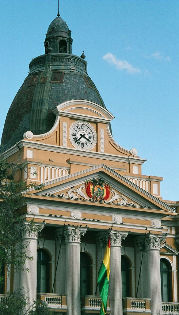 The #Bolivian #government has called for clocks in across ...