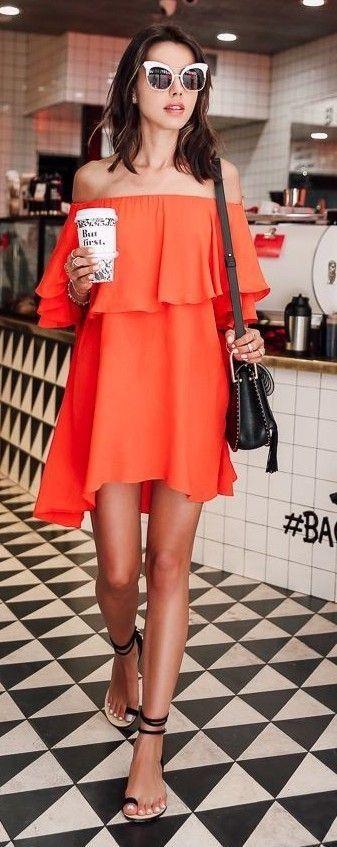 Poppy dress.