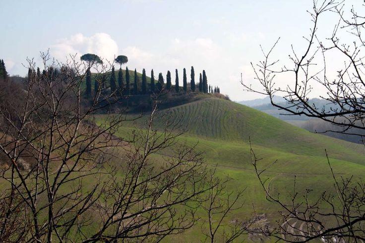 Crete Senesi #Siena #Tuscany #Italy
