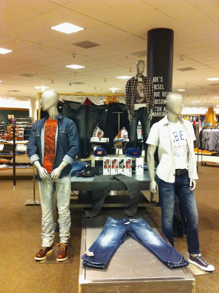 Trendy Men's - March 2013 Denim Shop
